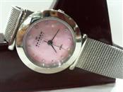 SKAGEN Gent's Wristwatch STEEL QUARTZ WRIST WATCH